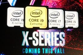 Intel anuncia la llegada de los procesadores de alto rendimiento Cascade Lake-X para otoño