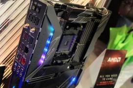 La X570 Aorus Xtreme es la primera placa con chipset AMD X570 que no requiere ventiladores