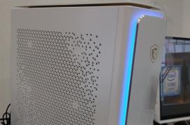 MSI amplía su gama Prestige con el compacto PC P100 con Core i9 y RTX 2080 Ti y el monitor 5K de 34