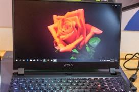 El portátil Gigabyte Aero 15 se actualiza con una pantalla AMOLED 4K de Samsung y procesadores Core i9