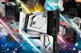 Con un precio que ronda los 1000 Dólares, la placa ASRock X570 Aqua ofrece 10GbE, WiFi 6, doble Thunderbolt 3 y un monobloque de refrigeración líquida