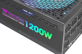 Las nuevas fuentes de alimentación Thermaltake Toughpower llegan con diseño modular y hasta 1200W de potencia