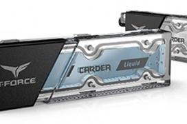 Hasta 3400 MB/s y refrigeración líquida en las innovadoras TeamGroup SSD PCIe M.2 Cardea Liquid