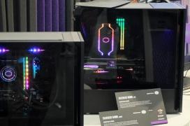 Cooler Master introduce mejoras de insonorización en la gama de cajas Silencio y anuncia su MasterCase H100 en formato ITX con ventilador de 200m