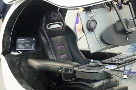 El impresionante cockpit Gaming Pod y la mesa motorizada GD180 son las apuestas de Cooler Master para el mercado de mobiliario gaming