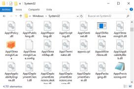 Cómo ver las extensiones de los archivos