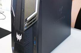 El sobremesa Orion 3000 es el primer producto de la gama Predator de Acer en disponer de CPU y GPU AMD.