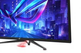 ASUS planea lanzar un monitor con tecnología DSC para permitir mostrar imágenes a resolución 4k 144Hz con un solo cable