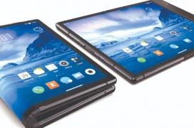 Microsoft trabaja en una patente para eliminar el pliegue visible de las pantallas plegables optimizando el diseño de la bisagra