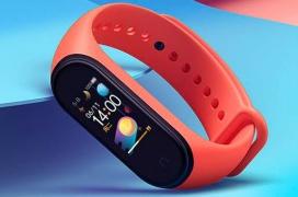 La Mi Smart Band 4 de Xiaomi llegará a España el 26 de junio por 34,99€ con mayor resolución y autonomía de 20 días