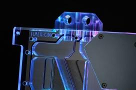 Phanteks anuncia su primer bloque de refrigeración líquida de cobertura completa para la AMD Radeon VII
