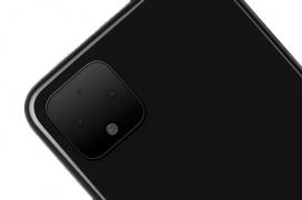 Google deja ver el su nuevo smartphone Pixel 4 con un diseño muy similar al del iPhone XI