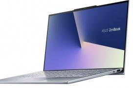 El portátil más fino del mundo, ZenBook S13 de Asus ya está disponible a partir de 1.799€ con Intel 8ª generación, 1TB de SSD NVMe y nVidia MX 150