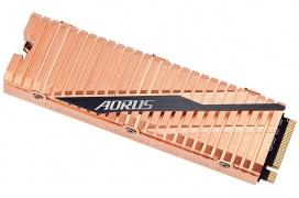 Los primeros discos PCIe 4 están a punto de llegar de la mano de Gigabyte con el AORUS NVMe Gen4 SSD alcanzando hasta 5000 MB/s de lectura secuencial