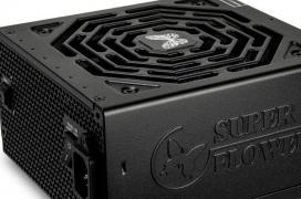 Super Flower lanza su serie de fuentes semi-pasivas Leadex III con eficiencia 80 PLUS Gold