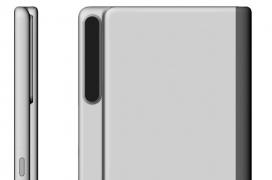 Una patente muestra el que sería el diseño del sucesor del Huawei Mate X