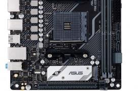 La placa mini ITX Prime A320I-K de Asus llega como solución económica para un equipo Ryzen compacto