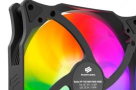 Control de velocidad por PWM y opciones RGB o ARGB en los nuevos ventiladores Stella HP de SilentiumPC