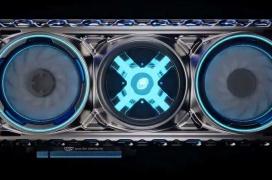 Aparecen las primeras imágenes oficiales de una tarjeta gráfica Intel XE en forma de render
