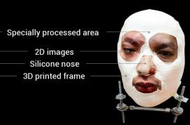 Demuestran la vulnerabilidad del reconocimiento facial Face ID de los iPhone con una máscara impresa en 3D