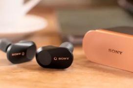 Sony anuncia los auriculares inalámbricos in-ear WF-1000XM3 con cancelación activa de ruido y estuche-powerbank