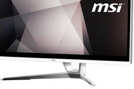 El MSI Pro 22X es un ordenador All in One con procesadores Intel de novena generación y pantalla IPS multitáctil