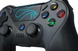 Newskill presenta su gamepad inalámbrico Arkadia con panel táctil y altavoz