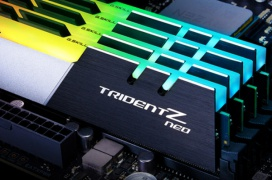 Las nuevas memorias RAM G.Skill Trident Z Neo están diseñadas específicamente para la plataforma X570