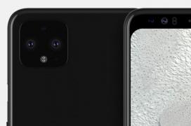 Nuevos renders aportan más detalles sobre el diseño del futuro Google Pixel 4 XL