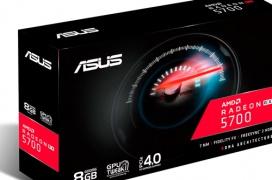ASUS lanzará sus primeras Radeon RX 5700 y 5700 XT personalizadas en septiembre