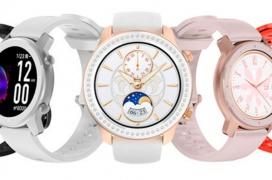 El reloj inteligente Amazfit GTR promete hasta 24 días de autonomía con un diseño tradicional
