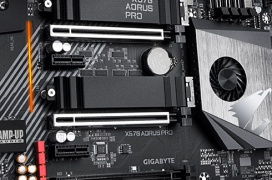 Gigabyte lanza nuevas BIOS que permiten seleccionar distintas velocidades para su ventilador de chipset en placas X570