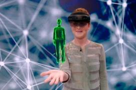 Microsoft desarrolla un sistema de Inteligencia Artificial que genera una copia de ti mismo para usar de avatar con Hololens