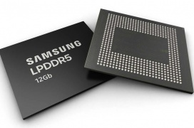 Samsung comienza la producción en masa de memorias de 12 GB LPDDR5