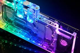 Llegan los bloques GPU Bitspower Lothan para las NVIDIA RTX 20 y sus modelos SUPER