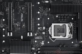 Asus desvela la placa base WS C246-ACE con chipset C246 y capacidad para soportar tanto procesadores Xeon como Intel Core de 8ª y 9ª generación