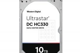 10 TB de capacidad y hasta un 40% de rendimiento de extra en caché con la nueva línea de Western Digital Ultrastar DC HC330 que saldrá en septiembre