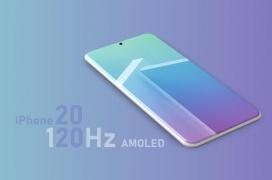 Apple estaría considerando montar pantallas de 120Hz en los iPhone de 2020
