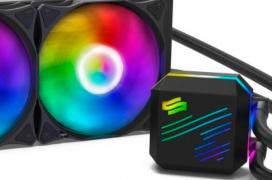 SilentiumPC quiere que refrigeres tu AMD Threadripper con sus nuevas RL AIO Navis EVO ARGB de hasta 360 mm