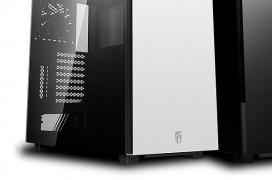 La caja Deepcool MACUBE 550 llega con cristal templado magnetizado y un diseño minimalista