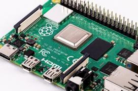 La Raspberry Pi 4 es capaz de alcanzar los 2.00 GHz de frecuencia de funcionamiento