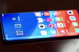 Waterfall Screen será la pantalla de smartphone con mayor curvatura del mundo traída por Oppo