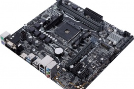 Asus ofrece compatibilidad total para Ryzen 3000 en todas las placas base AM4, chipset A320 incluido