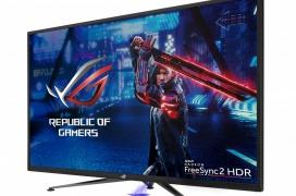 FreeSync 2, HDR, 120 Hz y resolución 4K en el enorme Asus Strix XG438Q de 43 pulgadas