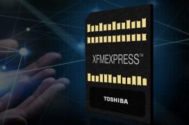 El estándar de tarjetas de memoria interna XFMExpress promete rendimiento NVMe en un formato mucho más compacto
