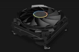 Cryorig lanza el ultra compacto CG7 con capa de grafeno capaz de disipar 125W con menos de 5 centímetros de altura