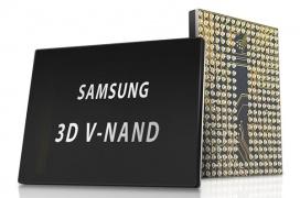 Samsung llega a la 6ª generación de memorias V-NAND para SSDs con 136 capas por die