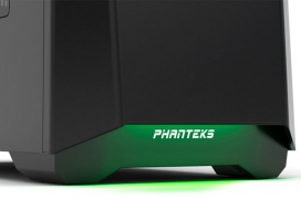 La Phanteks Eclipse P400A llega en formato semitorre en versiones con ventiladores D-RGB y hub controlador