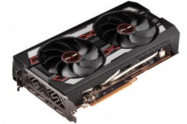 Primeras imágenes de la Sapphire Pulse RX 5700 XT con PCB de referencia y dual fan