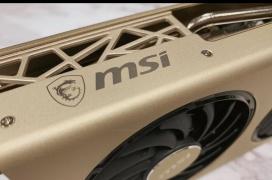 MSI tiñe de color champán la RX 5700XT EVOKE lista para debutar el 15 de agosto